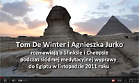 Tom de Winter :: Wywiad z Tomem de Winter w Egipcie